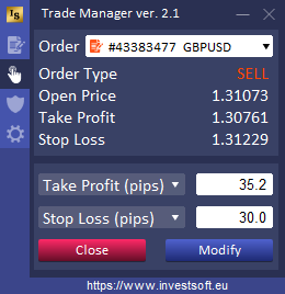 Trade manager mt4 forex fatory